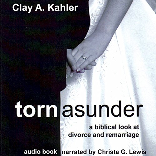 Torn Asunder audiobook cover art