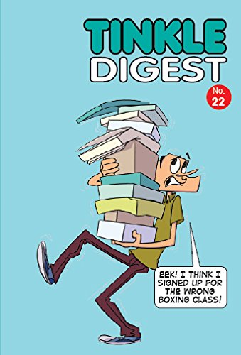 Tinkle Digest 22