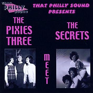 The Pixies Three Meet The Secrets