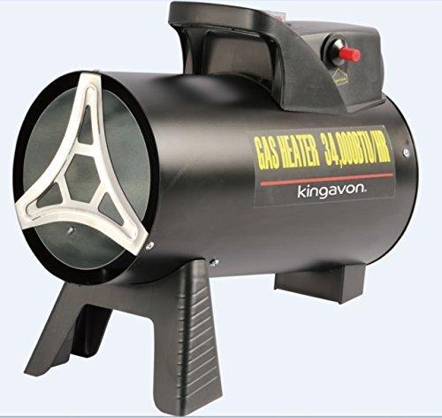 Garden mile® 10Kw Industrial Heater Electric Fan...
