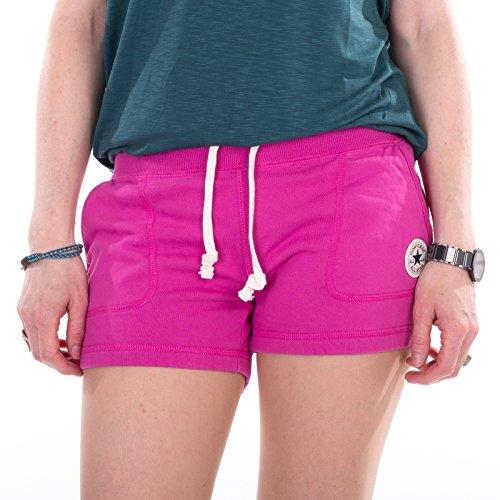 Converse Shorts Women GF CORE Short 10000951 Pink 637, Größe:M