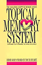 Topical Memory System Package: Hide God's Word in Your Heart