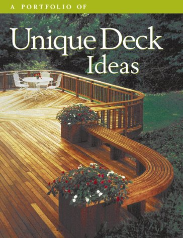 A Portfolio Of Unique Deck Ideas (Portfolio of Ideas)