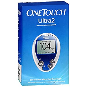 buy ONE Touch ULTRA2 System KIT Size: 1 Blood Glucose Monitors