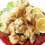 唐揚げ 鶏もものジューシー竜田揚げ メガ盛り(レンジでOK・揚げたら尚美味しい) 《*冷凍便》 (2kg(1kg×2))