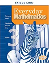 Everyday Mathematics, Grade 3: Skills Link Teacher's Guide Cumulative Practice Sets