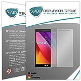 Slabo 2 x Bildschirmschutzfolie für Asus ZenPad 8.0 (Z380M) Bildschirmschutz Schutzfolie Folie No Reflexion | Keine Reflektion MATT