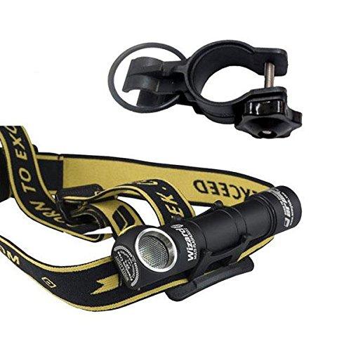 Preisvergleich Produktbild Armytek Wizard V3 XP-L USB wiederaufladbare NW Stirnlampe - 1120 lm mit 3200 mAh Akku inklusive Fahrradhalterung