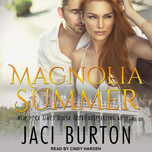 Magnolia Summer audiobook cover art