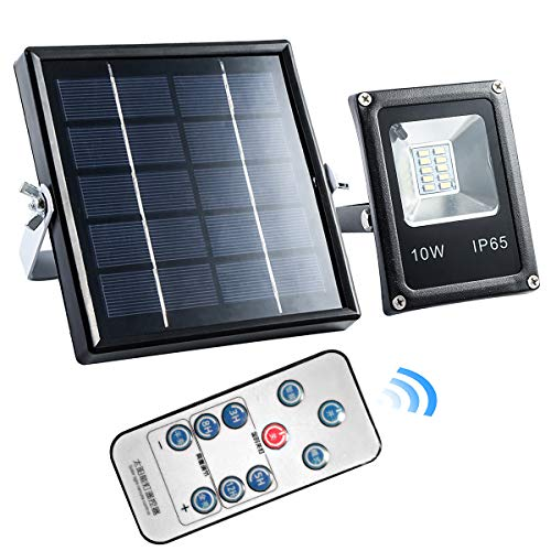 Wasserdichter Solar-Panel-angetriebener LED-Punkt-Licht Superhelle LED-Lampe für Yard-Rasen im Freien