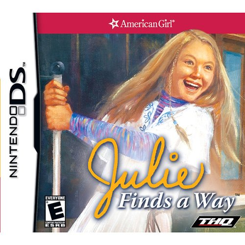American Girl: Julie Finds a Way - Nintendo DS