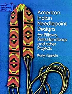 american indian needlepoint