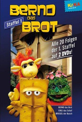 Bernd das Brot - Die Serie Staffel 1 (1-20) [2 DVDs]