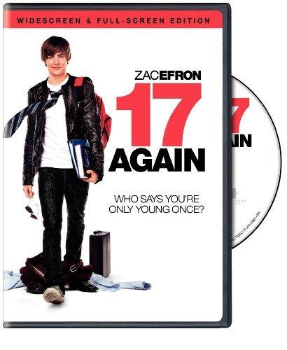 17 Again by Zac Efron