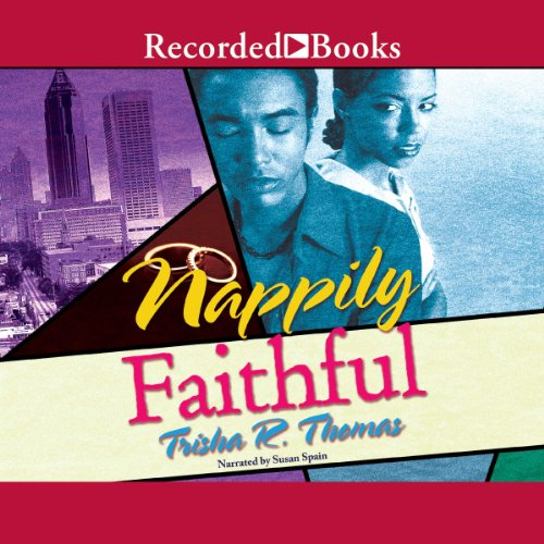 Nappily Faithful audiobook cover art