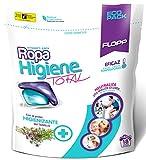 Flopp - Detergente para Ropa Higiene Total, 18 Cápsulas | Detergente Temperatura Baja Elimina Olor. Detergente Lavadora Ropa Eco Limpia sin...