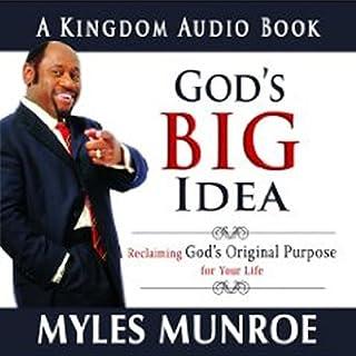 God's Big Idea audiobook cover art