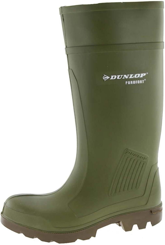 Dunlop Purofort Safety Wellingtons Sizes 4-12 (5)