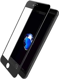 Mcdodo  3D Soft Edge Full Glass Cover for iPhone 7, Black