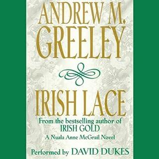 Irish Lace audiobook cover art