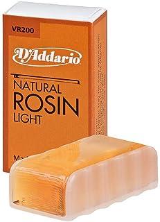 Resina natural de D'Addario VR200, clara