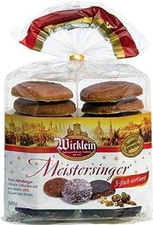 Wicklein Meistersinger Lebkuchen - Triple Sort - Cello Bag