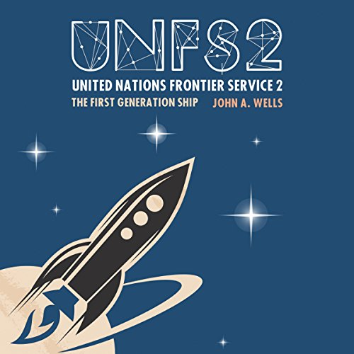 United Nations Frontier Service 2 audiobook cover art