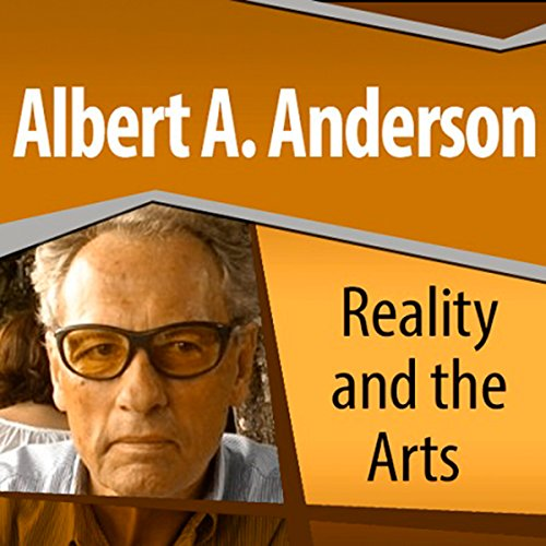 Reality and the Arts audiobook cover art
