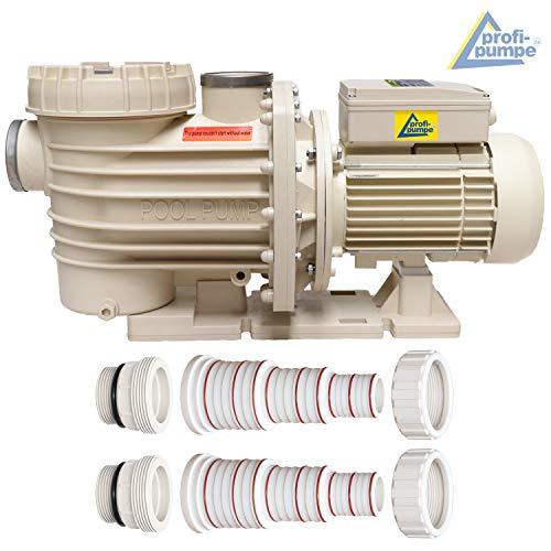 Schwimmbadpumpe Poolpumpe - Filterpumpe Schwimmbad/Swimmingpool, energiesparsam zuverlässig und effektiv, leichte Filterreinigung (POOL-STAR-550W) (POOL-STAR-2000W)