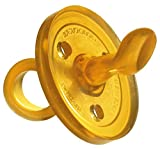 Goldi Sauger10082 - Chupete en forma de ortodoncia hecho de caucho natural L a...