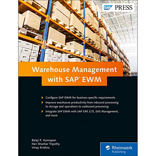 Sap Ewm Sap Extended Warehouse Management Functionality And Technical Configuration Sap Press