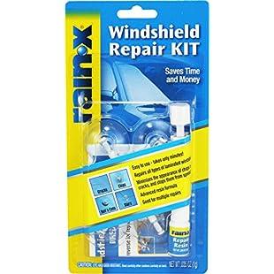 Customer reviews Rain X Windscreen Repair Kit -  white/clear