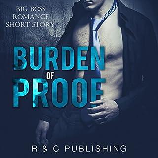 Burden of Proof audiobook cover art
