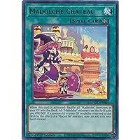 遊戯王 MAGO-EN069 マドルチェ・シャトー Madolche Chateau (英語版 1st Edition レア) Maximum Gold
