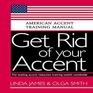 Get Rid of Your Accent: General American cover art