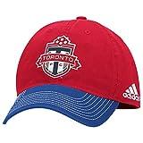 MLS Toronto FC Men's Structured Adjustable Jersey Hook Hat, One Size, Navy