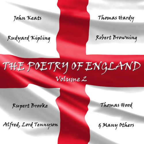 The Poetry of England, Volume 1 audiobook cover art