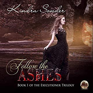 Follow the Ashes audiobook cover art
