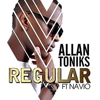 Regular (feat. NAVIO)