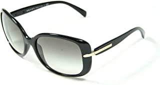 Sunglasses - PR08OS / Frame: Black Lens: Gray Gradient