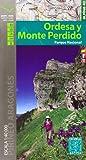 Parque Nacional de Ordesa y Monte Perdido. Escala 1:40.000. 2 mapas. Castellano, francés e inglés. Mapa-guía. Editorial Alpina. (Mapa Y Guia Excursionista)