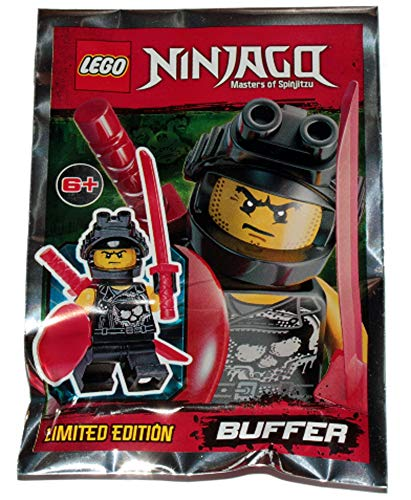 LEGO Ninjago - Limited Edition - Sons of Garmadon - Buffer foil Pack
