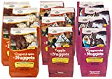 Manna Pro Horse Treat Variety Pack, 1 Pound (Pack of 3)