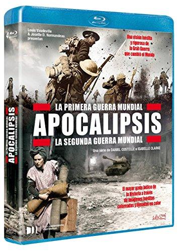 Apocalipsis: La Primera G.M. + La Segunda G.M. [Blu-ray]
