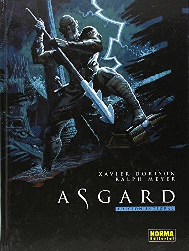 ASGARD. EDICION INTEGRAL (Comic Europeo (norma))