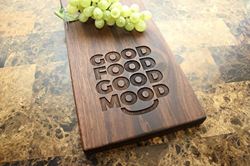 Personalized Walnut Cheese Board - Serving Platter, Wedding Gift, Unique Christmas Gift, Birthday Gift for Girl, Funny Gift, Gift For Her, Housewarming Gift, Bridal Shower. #946