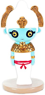 6.5 Inch Day of The Dead Bobblehead Drummer Painted Figurine PTC 6143205