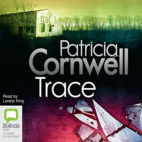 Trace  audiobook cover art