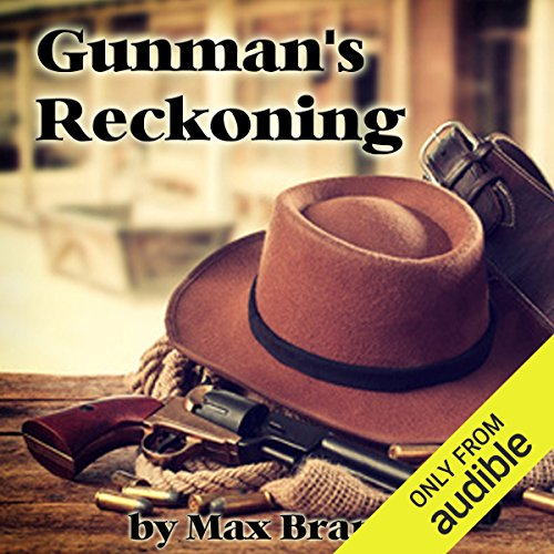 Gunman's Reckoning audiobook cover art