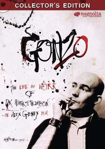 Gonzo: Life & Work Of Dr Hunter S Thompson [DVD] [Region 1] [NTSC] [US Import]